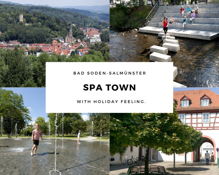 Many activities in the spa town of Bad Soden-Salmünster