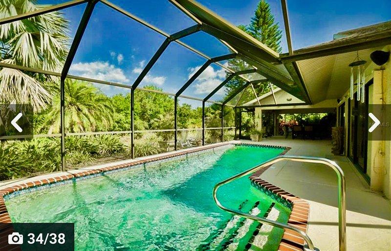 Cela pourrait être votre retraite d'hiver. Profitez du sud de la Floride, une région unique.