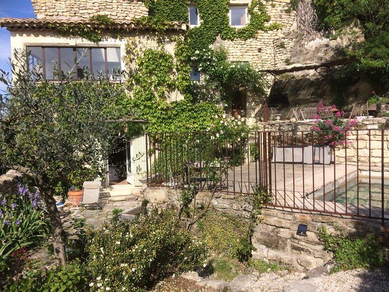 Chambre d'hôtes, location de vacances à Valaurie