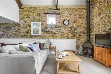 Romantic Rural Retreat....The Mill at Stoneleigh Knowle Estate, vakantiewoning in Bude-Stratton
