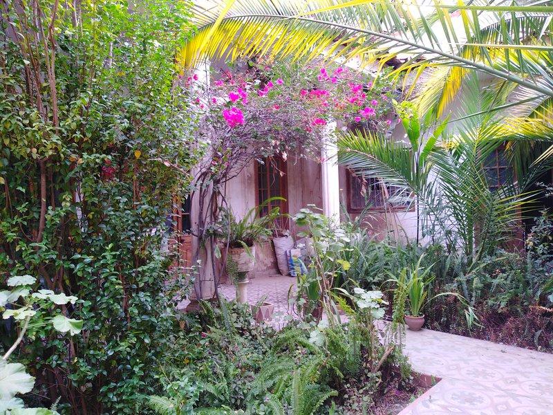 alojamiento en casa antigua, location de vacances à Ancash Region