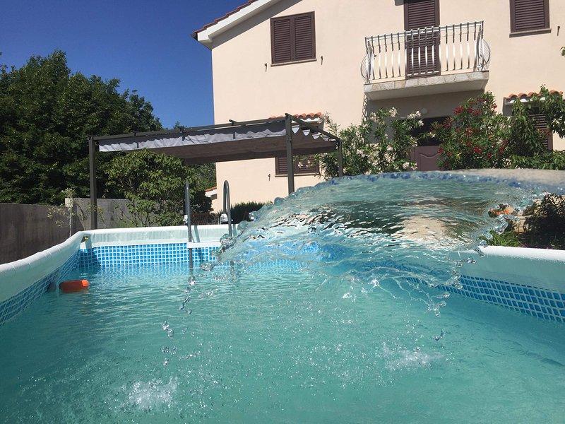 Casa Fiumana, location de vacances à Trget