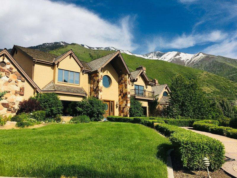 Mapleton Mountain Apartment, location de vacances à Mapleton
