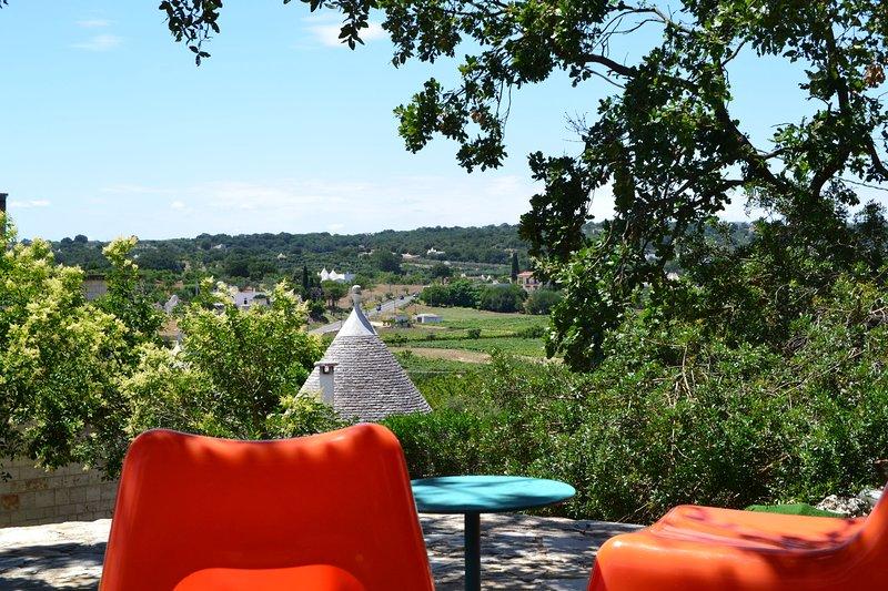 Villaggio la Collina del Relax – semesterbostad i Chiobbica