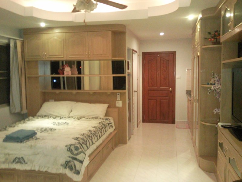 Special corner unit (726) in Jomtien-Pattaya, holiday rental in Pattaya