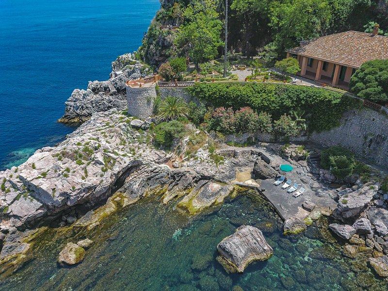 Villa Mazzarò - Exclusive Stay, alquiler vacacional en Mazzaro