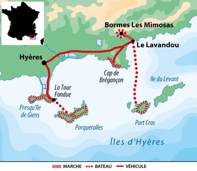 mobile home à louer de 32m² pour 6 personnes maximum  à hyères  (var)   DESCRIPT, location de vacances à Pierrefeu-du-Var