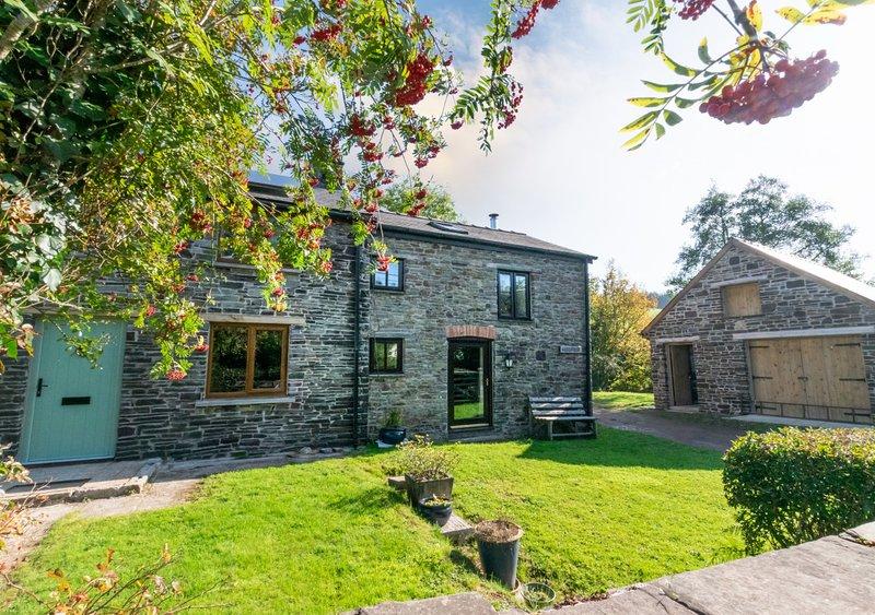 Abereithrin Cottage, holiday rental in Sennybridge