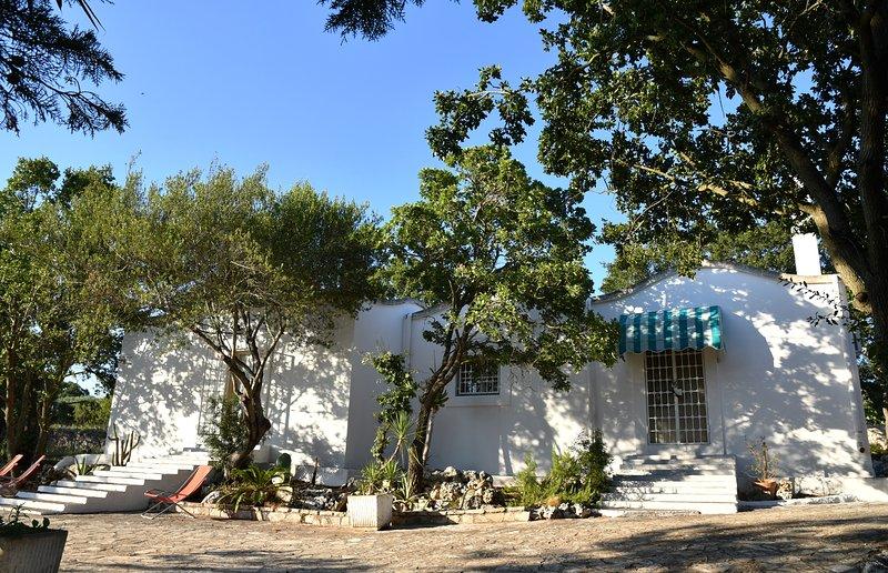 Villaggio la Collina del Relax, holiday rental in Chiobbica