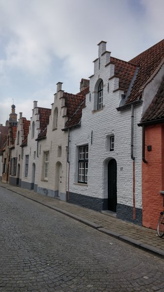 Cozy typical Bruges house in historical center, alquiler vacacional en Sijsele