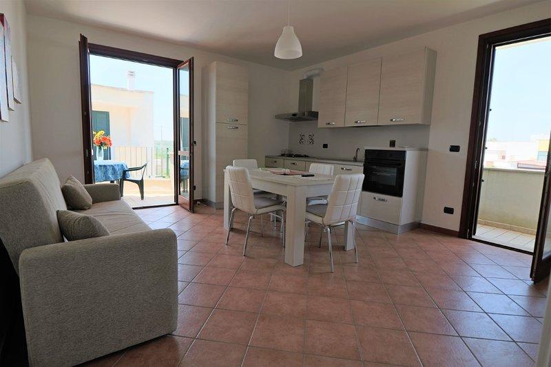La Zinzulusa holiday home, casa vacanza a Vignacastrisi