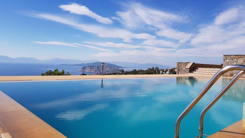 Villa Archangelos Aegina, location de vacances à Aegina
