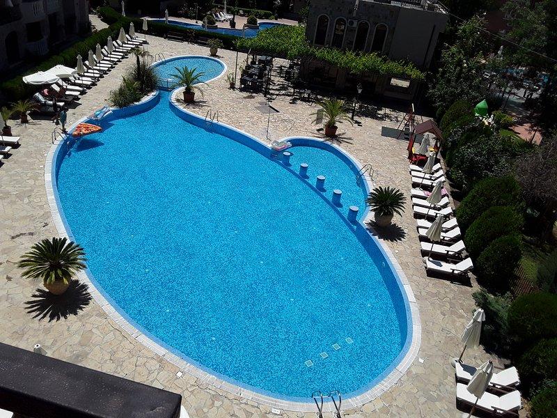 Kalia apartment A9 Sunny beach Bulgaria, casa vacanza a Sunny Beach