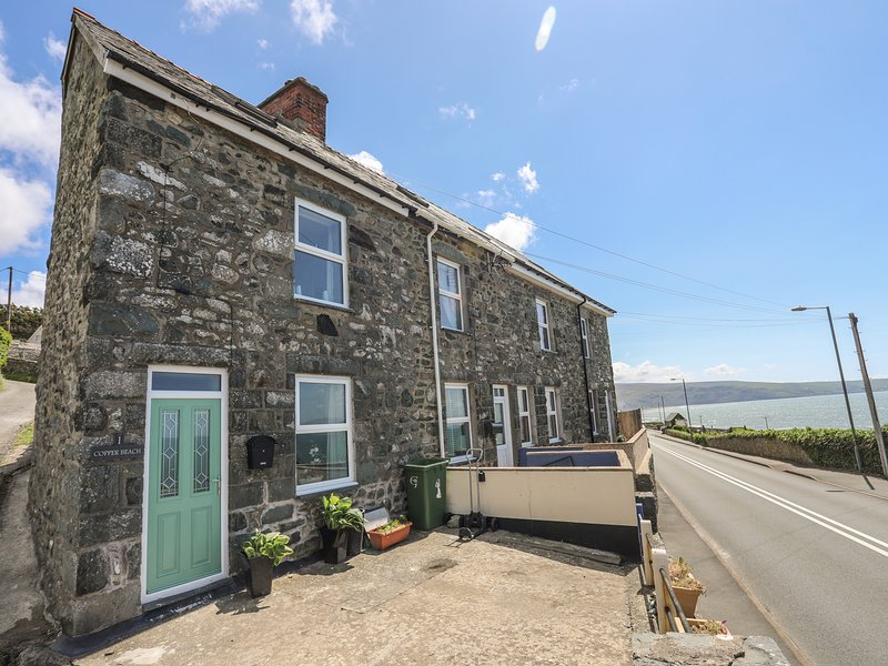 Copper Beach, Barmouth, vacation rental in Llanaber