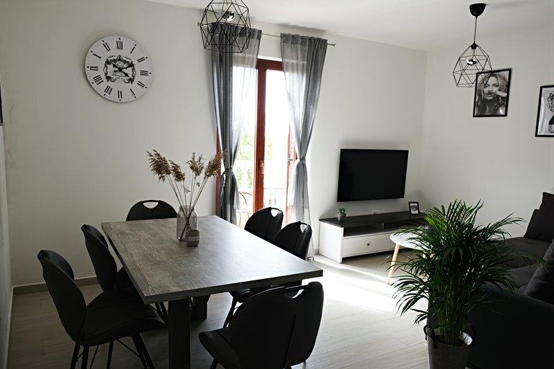 NEW 2019 Apartment Luna, holiday rental in Petrovija