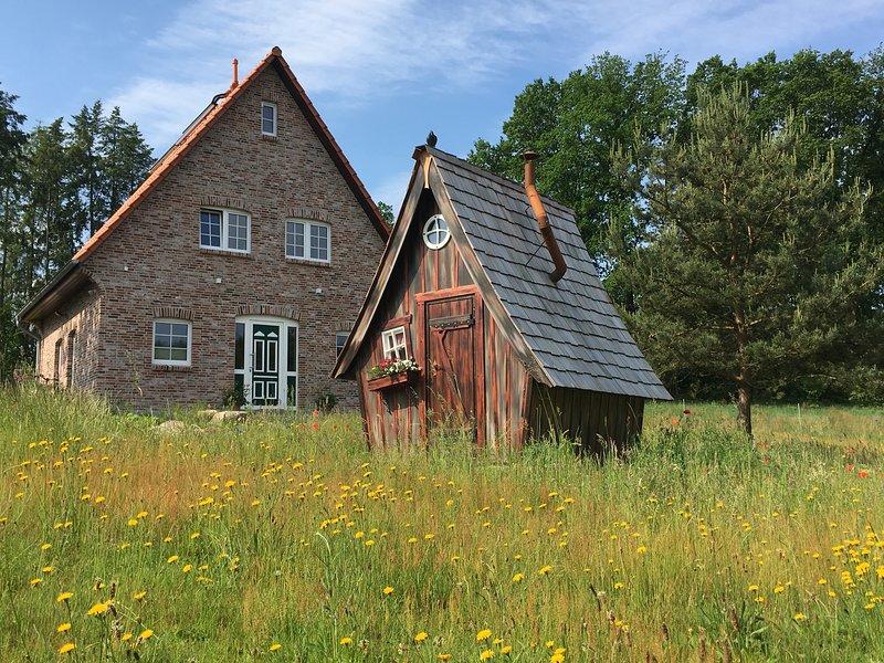 Bispinger Heidezauber - Haus Hartriegel, location de vacances à Undeloh