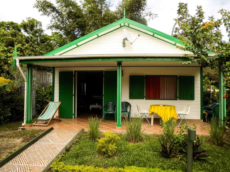 Beautiful house with sea view, vacation rental in Toamasina Province