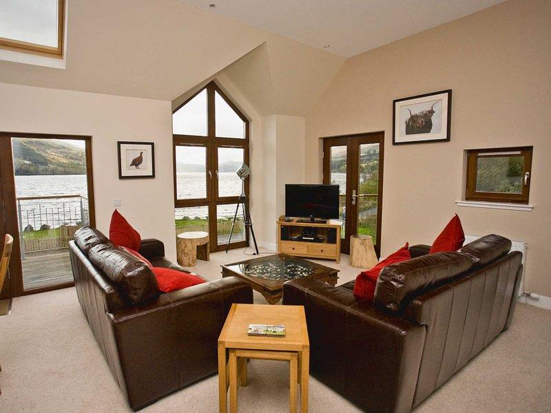 The Quaich, holiday rental in Fearnan