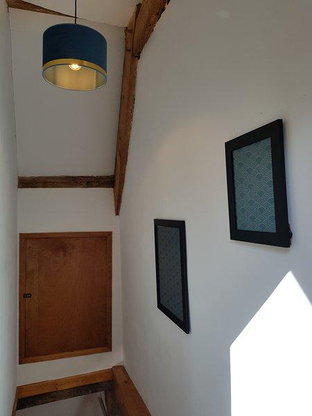 Stairway corridor