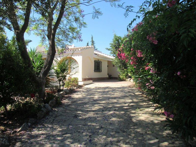 Vistas al lago, holiday rental in Vinuela