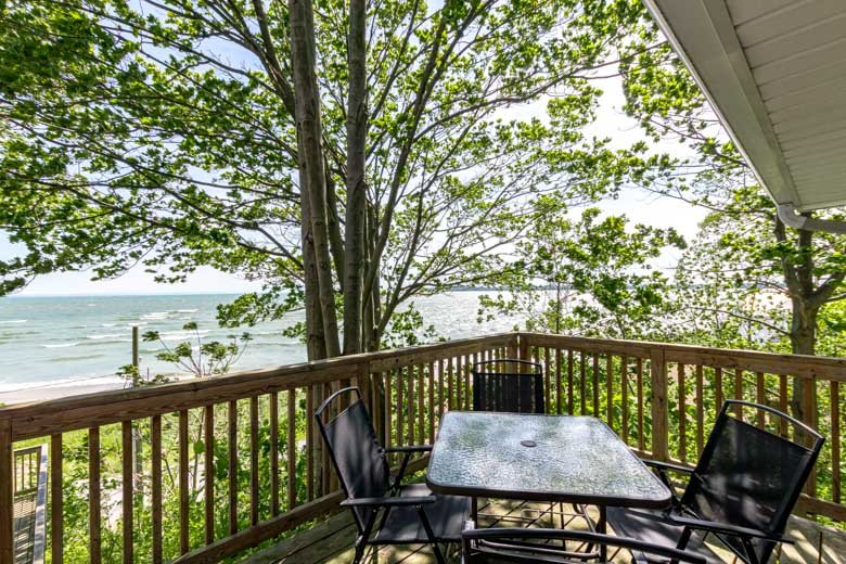 Highview House –  Lake Erie Views + Beach = Amazing, holiday rental in Angola