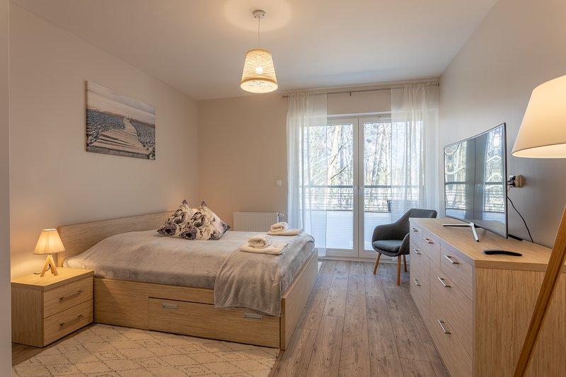 Ambria Apartments Dune II, holiday rental in Swinoujscie