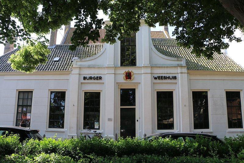 B&B Burgerweeshuis, holiday rental in Zierikzee