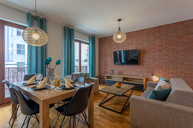 Ambria Apartments Platan Complex III, vacation rental in Western Pomerania Province