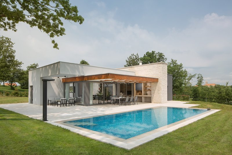 Villa Helios | Istria, holiday rental in Zabrezani