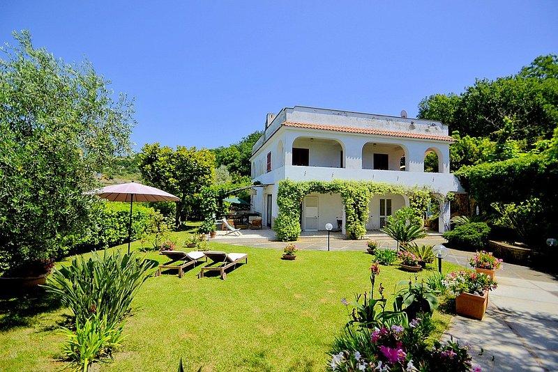 Villa Falena, casa vacanza a Sant'Agata sui Due Golfi