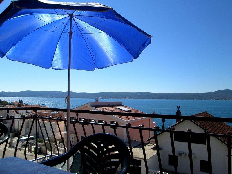 Igor - sea view  A1(6+2) - Sveti Petar, holiday rental in Sveti Petar