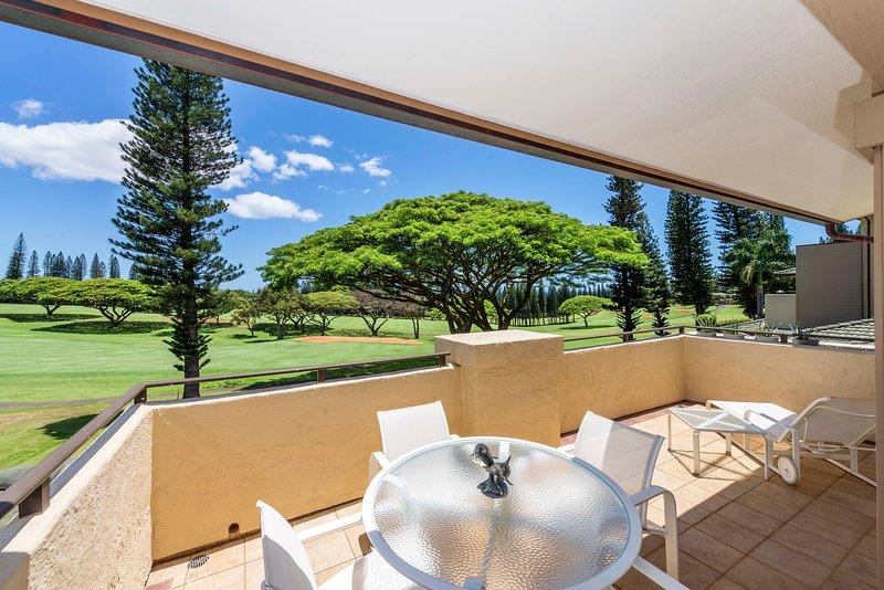 Luxurious Kapalua Golf Villa Getaway Newly Remodeled 1BR/2BA NEW Listing, vacation rental in Kapalua