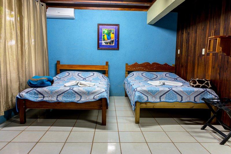 Arenal Xilopalo Rooms, alquiler de vacaciones en Parque Nacional Volcán Arenal