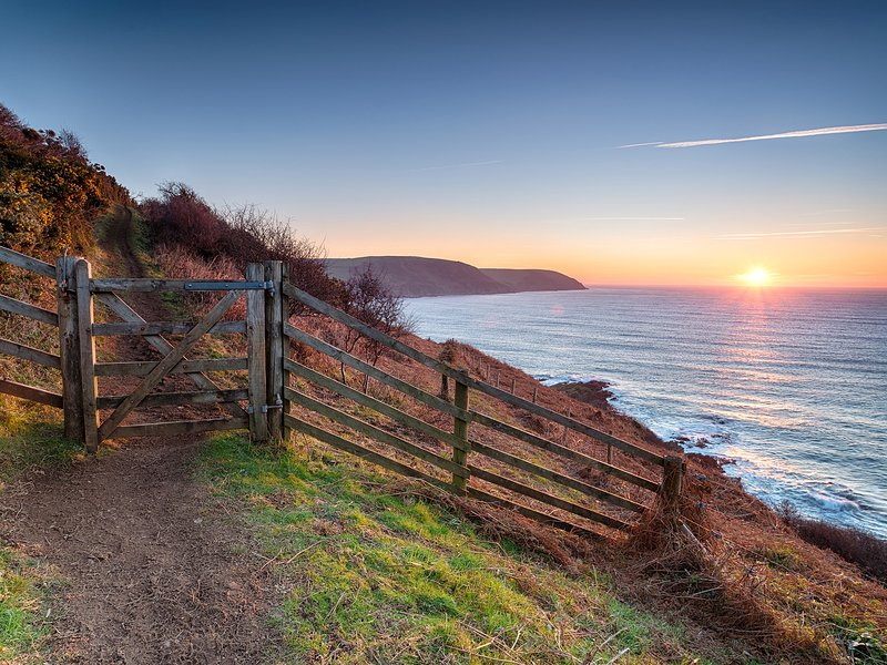 The South West coastpath on your doorstep