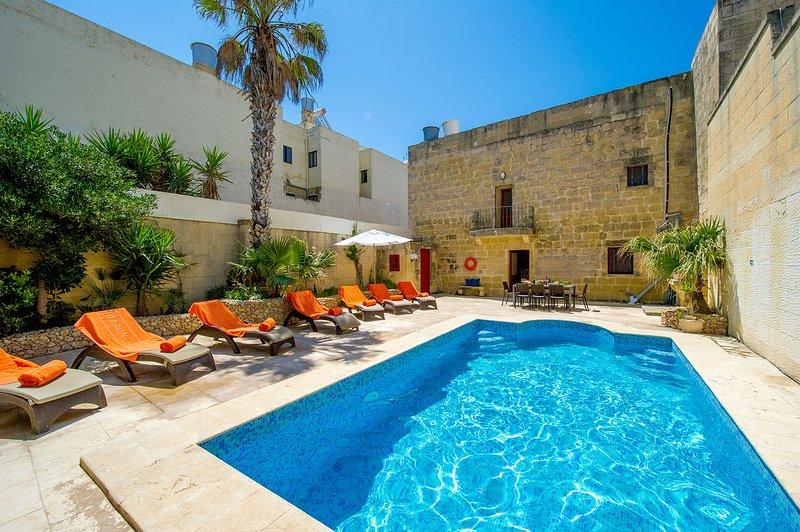Ponderosa Holiday Home, holiday rental in Munxar