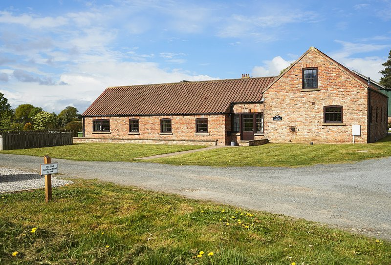 The Old Combine Shed, vacation rental in Tollerton