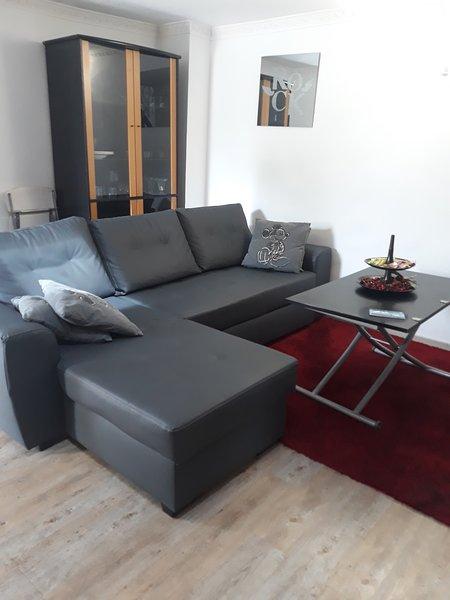 Studio avec mezzanine - maison  accès indépendant, holiday rental in Villemomble