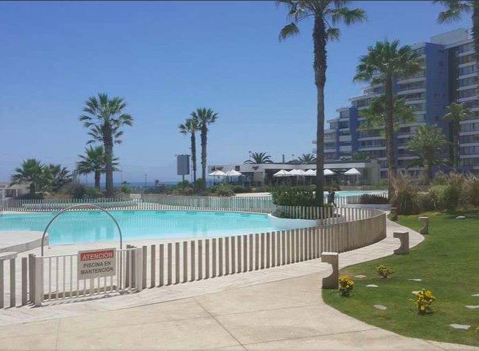 Departamento a pies de la playa en La Serena, location de vacances à La Serena