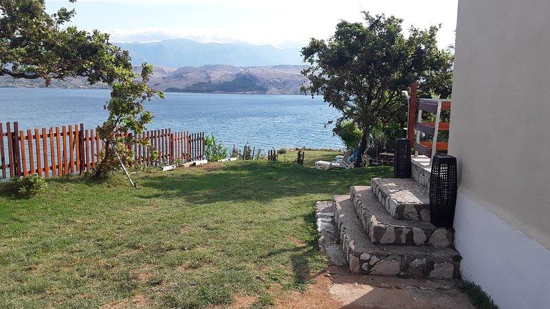 Casa para descanso Dragozet, holiday rental in Pag