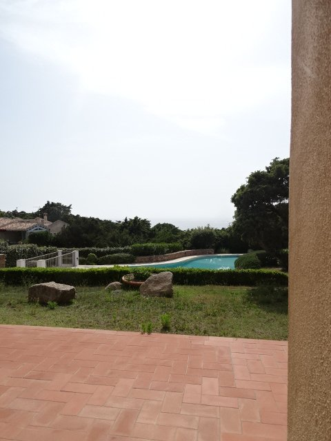 Nice apt with swimming-pool & Wifi, holiday rental in Santa Reparata