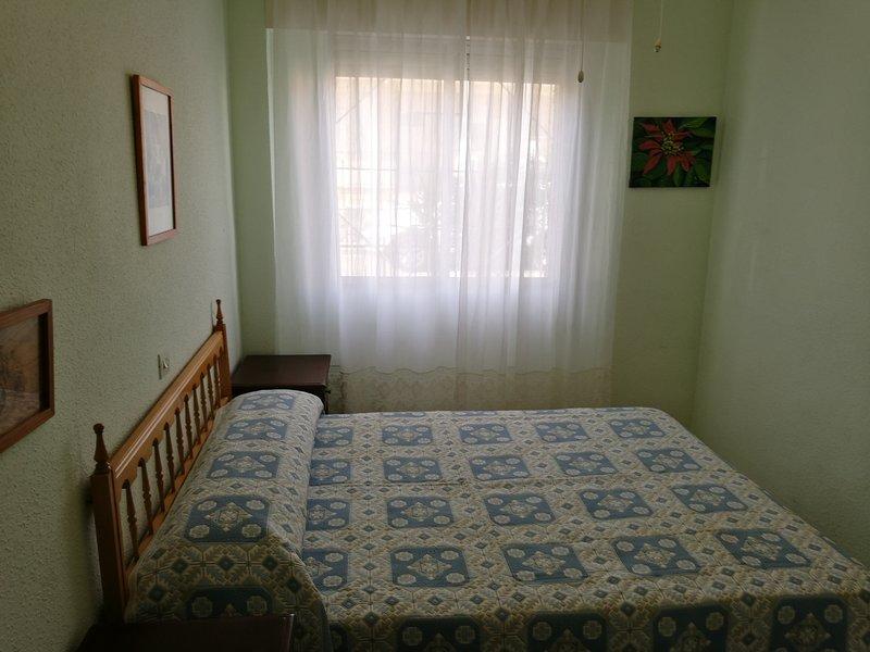Apartamento 2 dormitorios centrico junto al mar, Ferienwohnung in San Javier