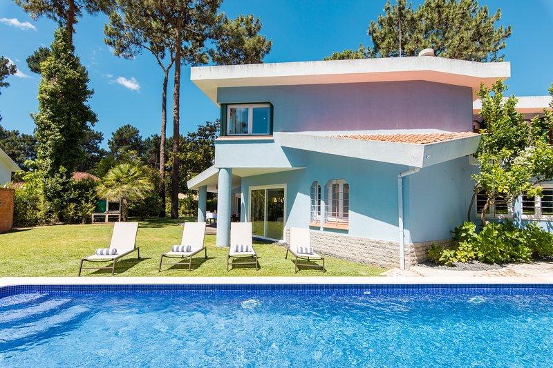 Villa das Begonias, alquiler vacacional en Charneca da Caparica