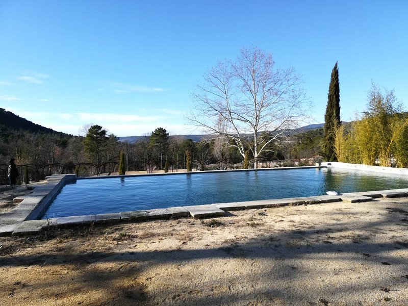 Amazing mansion with swimming-pool, holiday rental in Tourtour