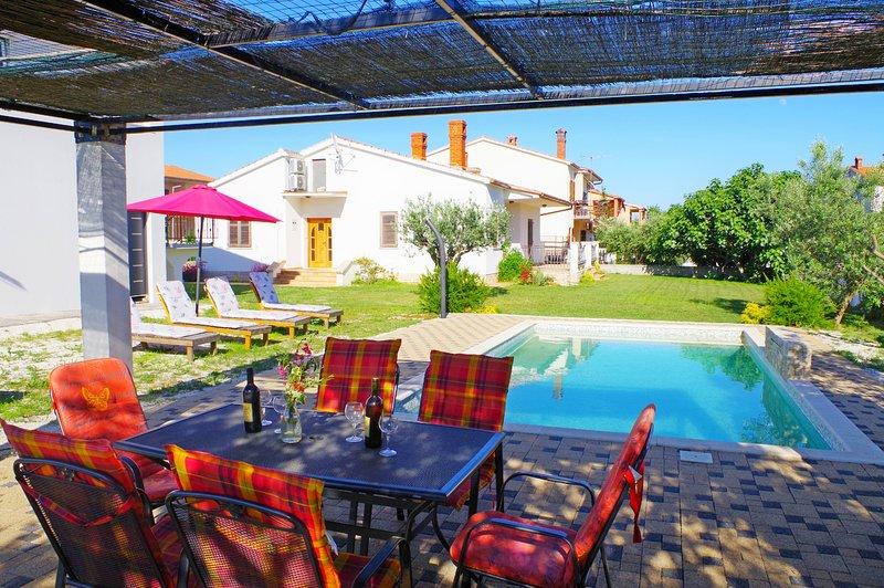 House Silvano in Galižana, holiday rental in Galizana