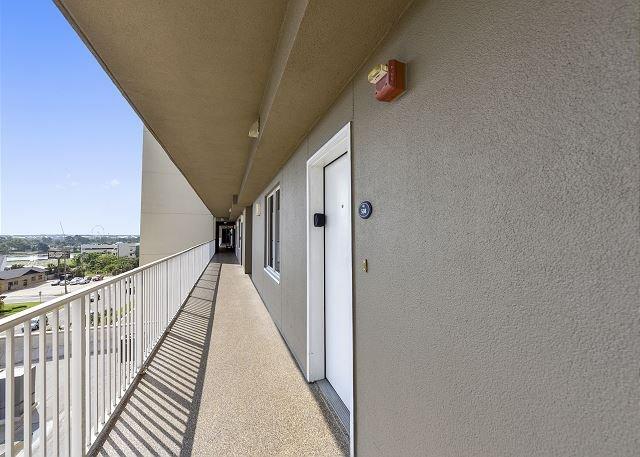 Condo Entryway
