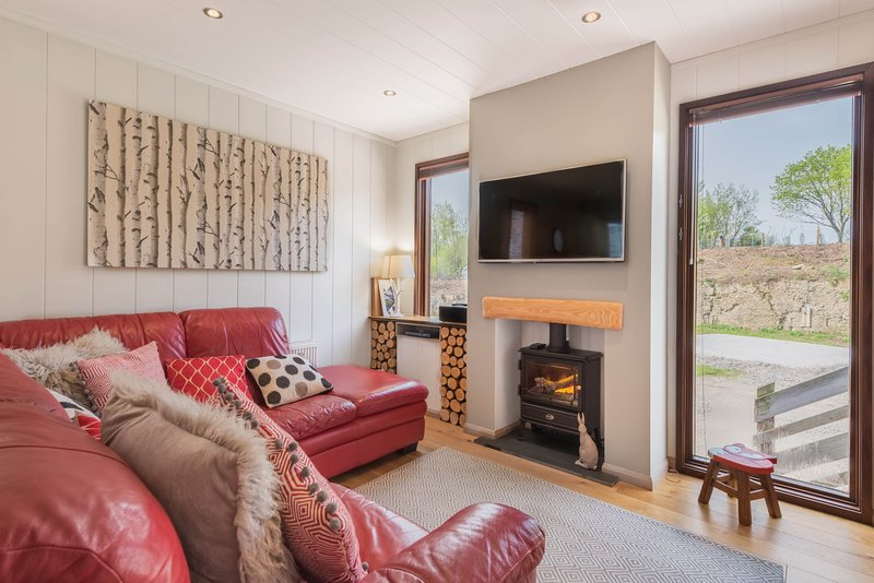 Dobby Lodge, holiday rental in Boltongate