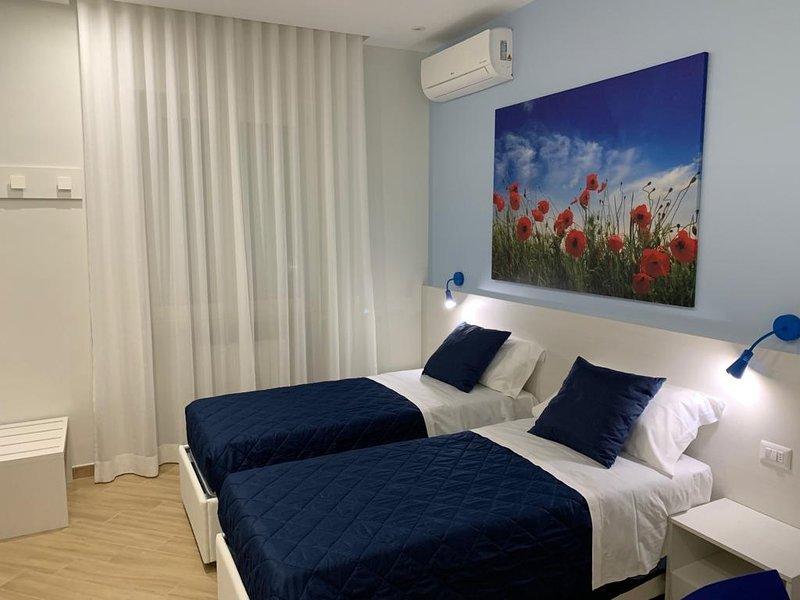 B&B RITA, NEL CUORE DEL SALENTO (BLU'), location de vacances à San Cesario di Lecce