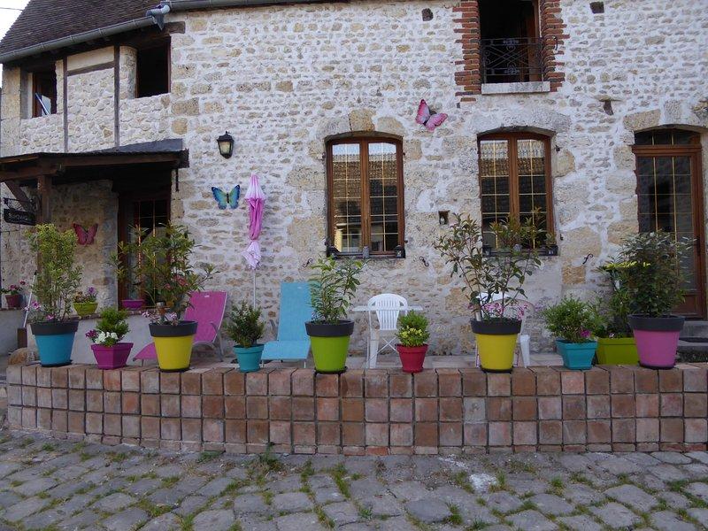 Le p'tit paradis, holiday rental in Beaune-la-Rolande
