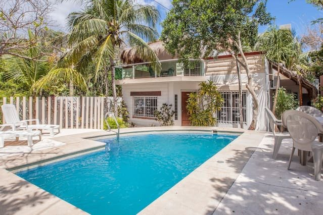Beautiful House with private pool! Near the Beach!, vacation rental in Akumal