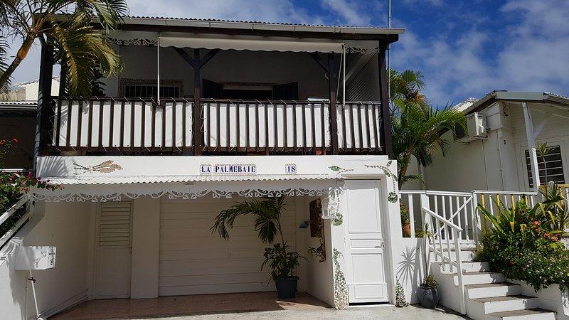 ANOLIS VACANCES HABITATION SAINTE ANNE, holiday rental in Sainte-Anne